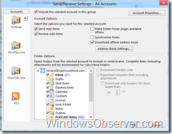 sendandreceivesettingsscreenshotoutlook2013