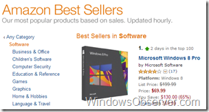 windows8amazonbestsellernumber1