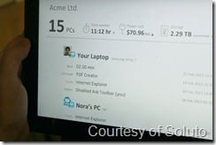 05 - Soluto email - PC logbook