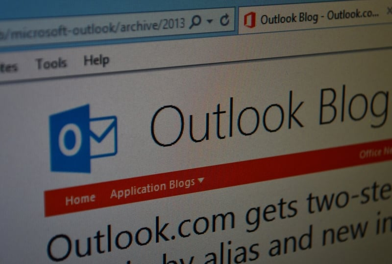 Outlook.com Getting an Update for Two-Factor Authentication and Other Features