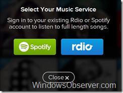 twittermusicselectyourmusicservice