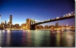 Brooklyn Bridge, New York, U.S.