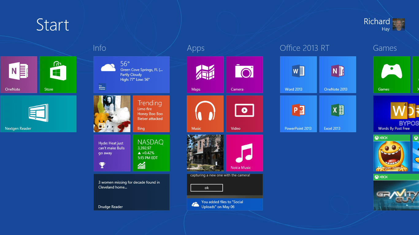 Microsoft Confirms Windows Blue as Windows 8.1 and it will be a Free Upgrade for Windows 8 Users