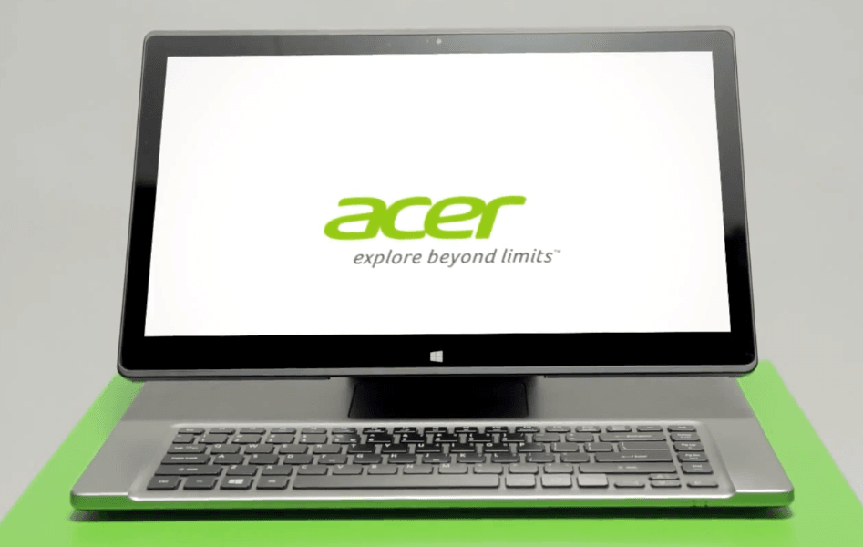 Acer Reveals New Aspire R7 Windows 8 Convertible Device