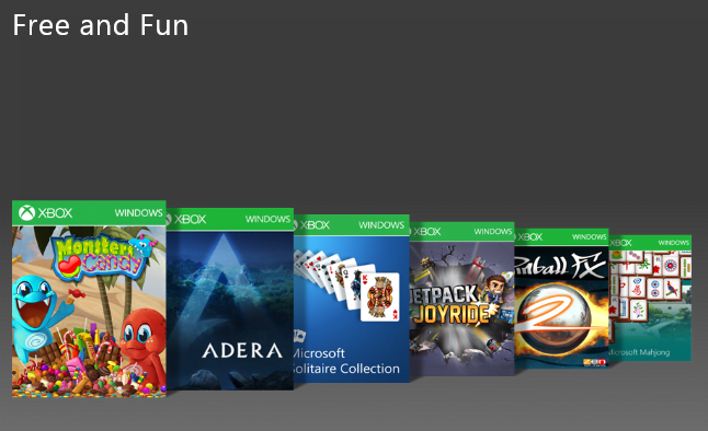 Windows 8 Xbox Games App Receives an Update to Enhance Info and Communications