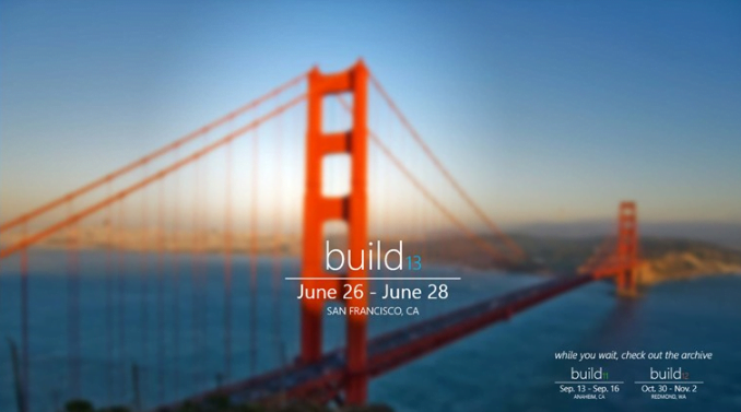 Unofficial Build 2013 Apps Released for Windows Phone and Windows 8