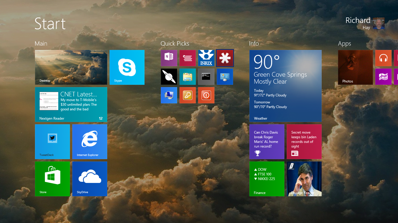 Digital Availability of the RTM Windows 8.1 Update