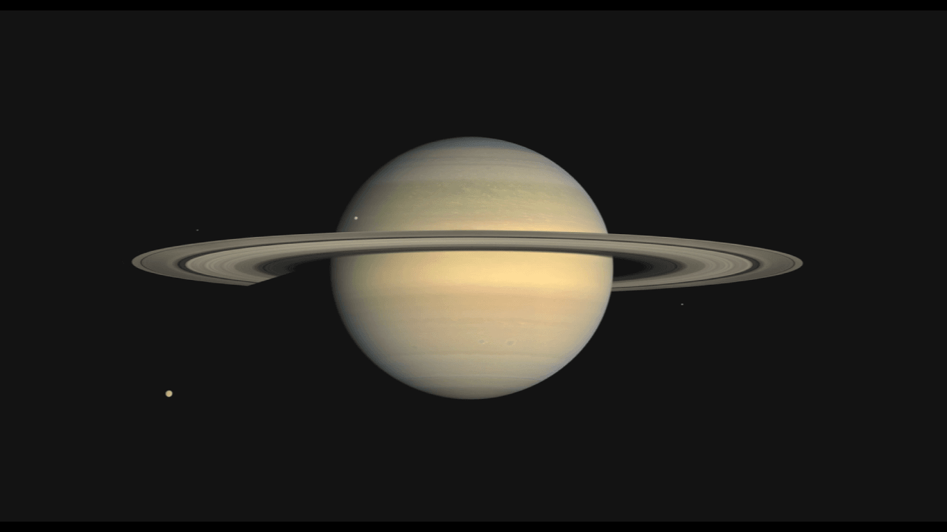 In Saturn's Rings: Take The Journey Trailer Released