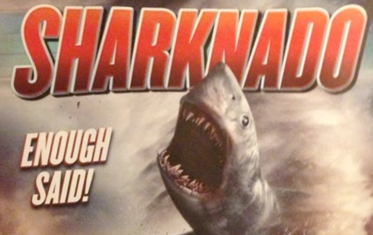 The #Sharknado Allows National Weather Service and American Red Cross to Spread Tips for Severe Weather