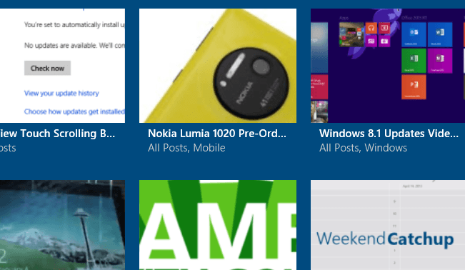 WindowsObserver App now available in Windows Store