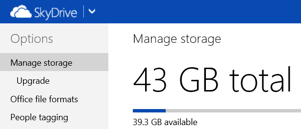 If Apple Cancelled Your Extra MobileMe Storage then SkyDrive Wants to Offer You 15GB Instead