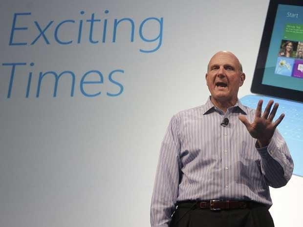 Steve Ballmer will retire as Microsoft CEO in next 12 months