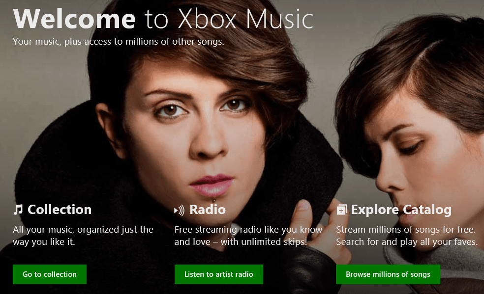 Xbox Music Gets Major Overhaul in Windows 8.1