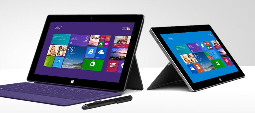 Microsoft Surface 2 Launch Event Info and Resources