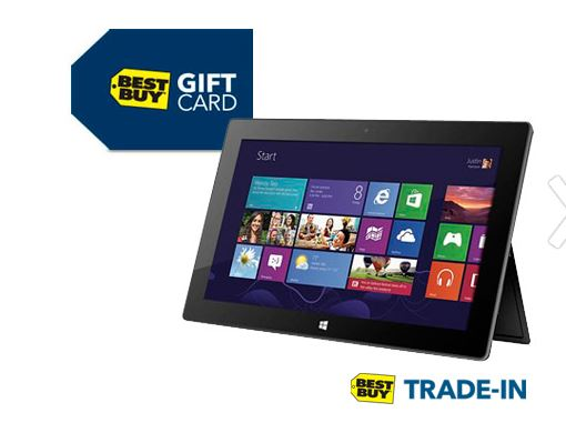 A closer look at the Best Buy Surface Trade In Program