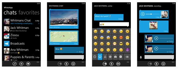 WhatsApp Registers 250K users each day across all Nokia Devices