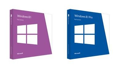 Windows 8.1 can now be pre-ordered online at the Microsoft Store