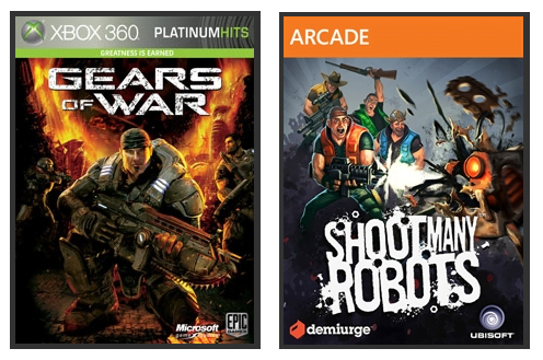 December Xbox Live Games with Gold Titles Announced