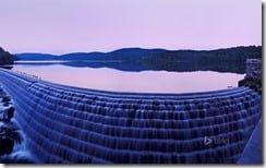 New Croton Dam in Croton, New York