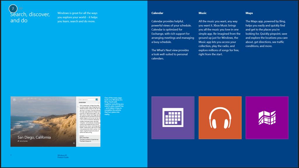 New Windows 8.1 Device? Get Windows 8.1 Information from Microsoft