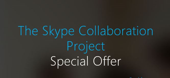 Get 12 Months of Free Skype Premium Services from Microsoft