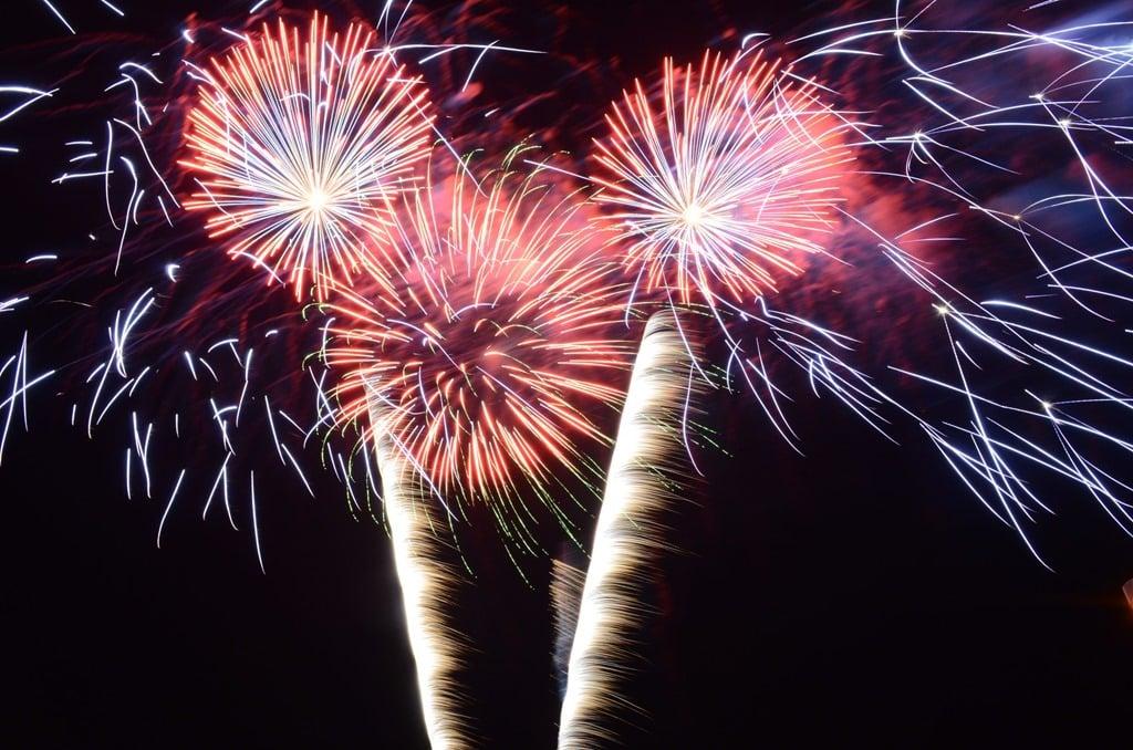 Theme: Beach Blast Off 2013 Fireworks