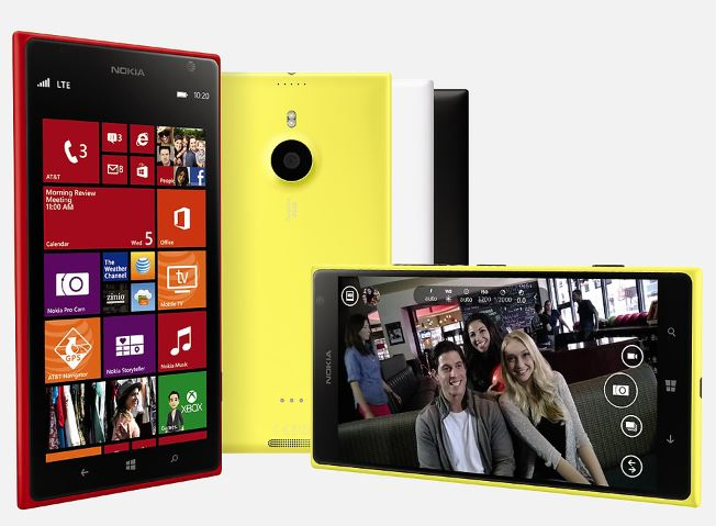 The Nokia Lumia 1520 Comes Home