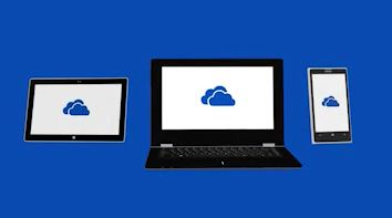 OneDrive is now live