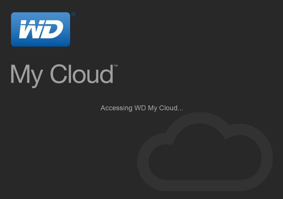 First Impressions – Western Digital MyCloud
