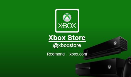Microsoft opens up the @XboxStore Twitter account to share gaming deals