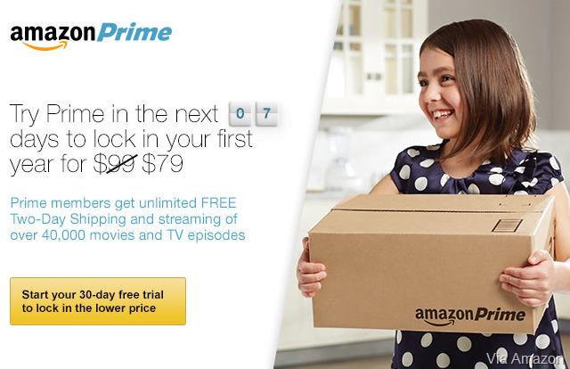 Amazon prepares to raise Prime subscription fee to $99