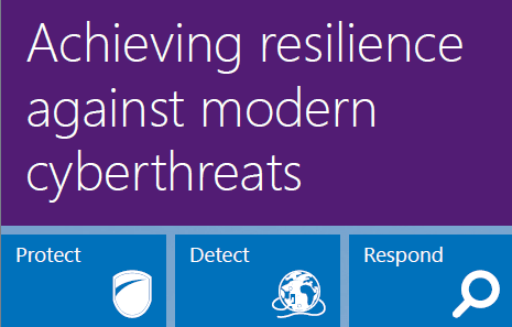 Microsoft publishes whitepaper on Cyber Security focused on Detection, Response and Resilience