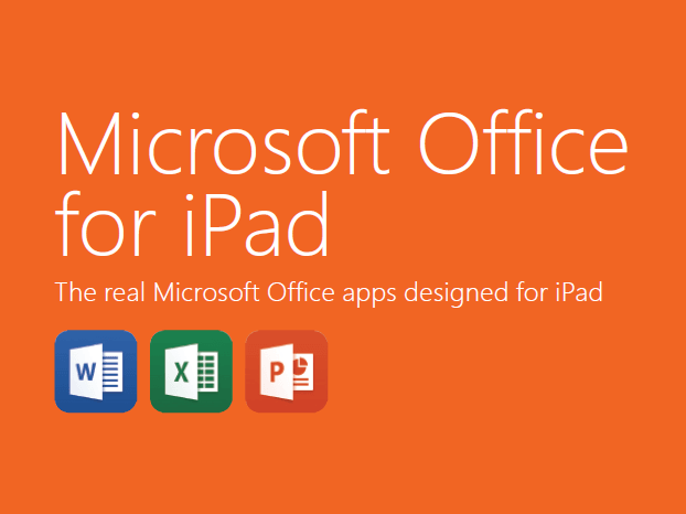 Microsoft Office for iPad Product Guide Available for Download