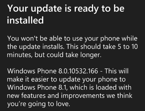 Windows Phone 8.1 Developer Preview is now live