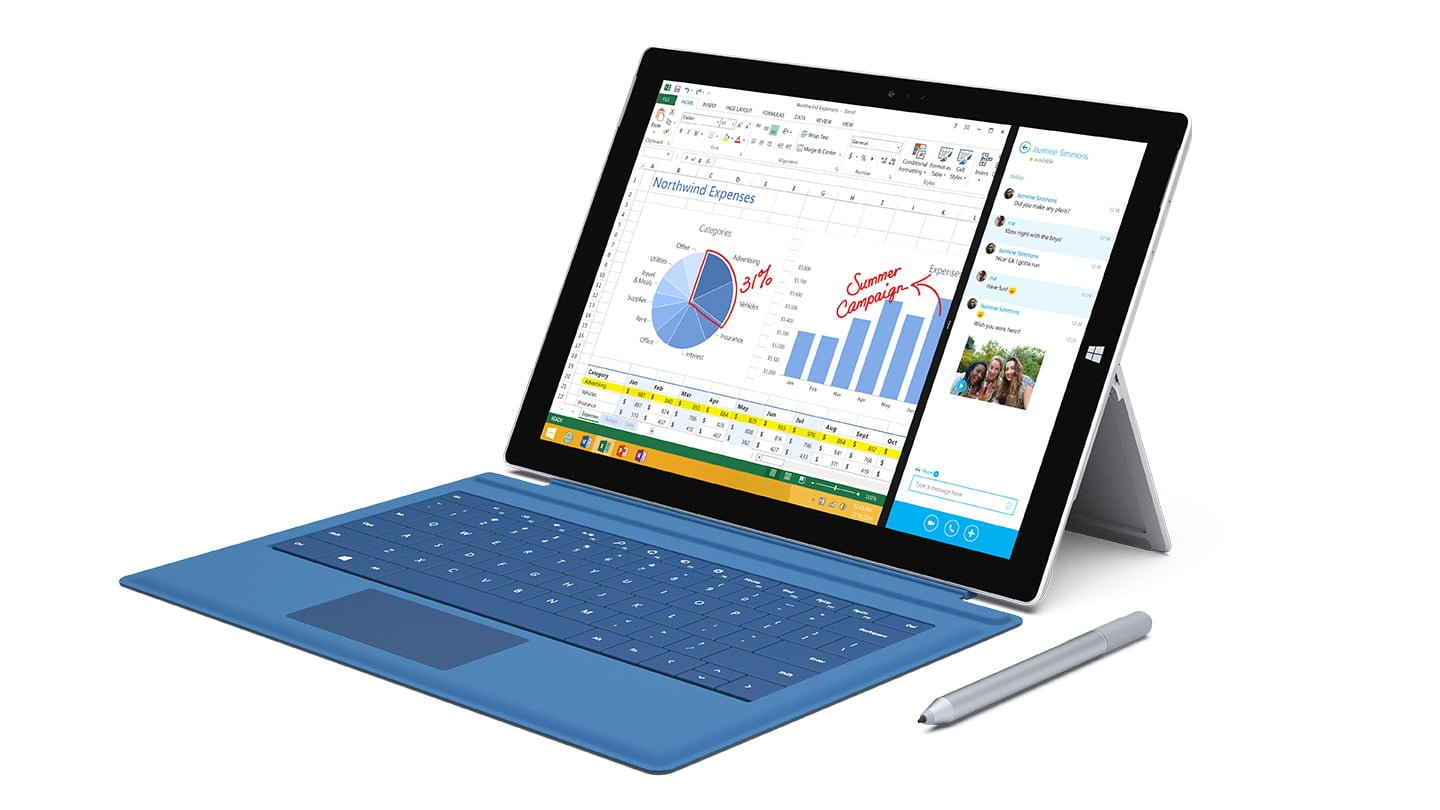 Surface Pro 3 – Summary and News Roundup