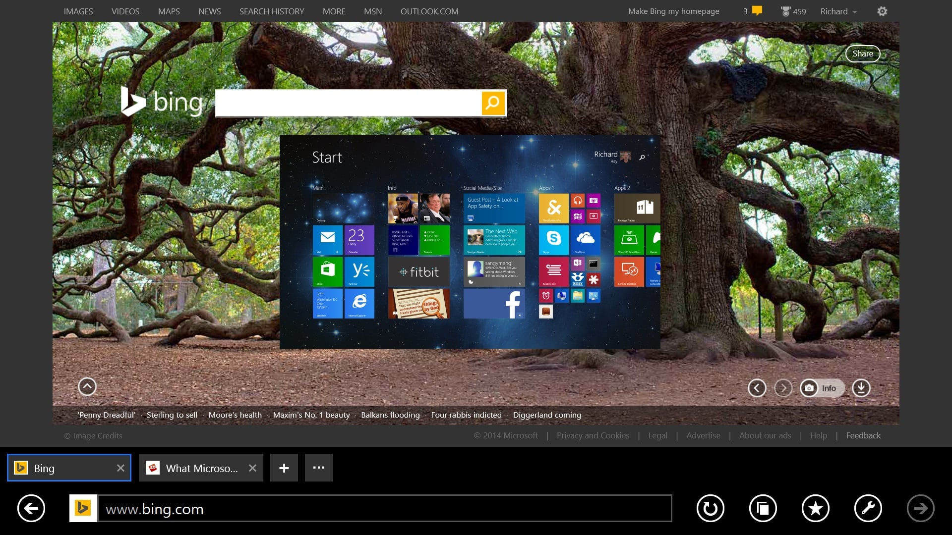 Windows 8.1 with Bing will help OEM's bring low cost devices to market