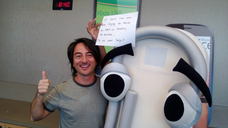 Joe Belfiore's Reddit AMA – Says Windows Phone 8.1 feature gap is almost closed