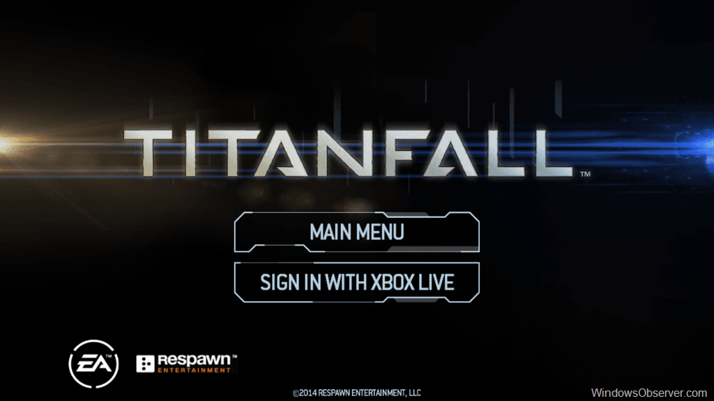 Titanfall Companion App available for Windows Gamers