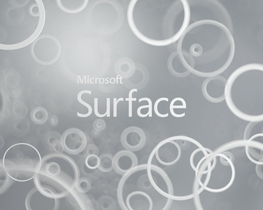 Download Official Surface Pro 3 Wallpaper