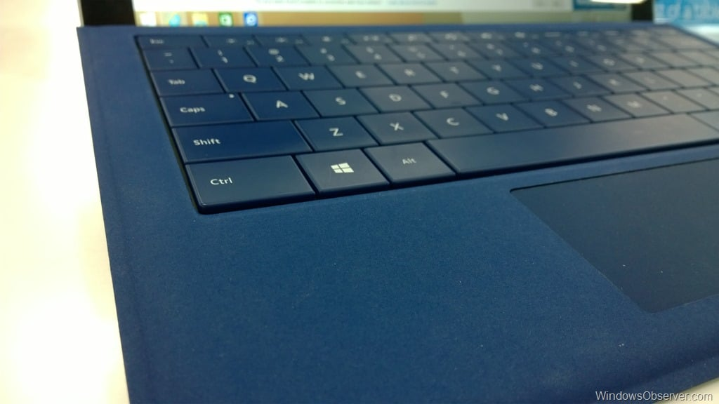 A short visit with Surface Pro 3 at Best Buy
