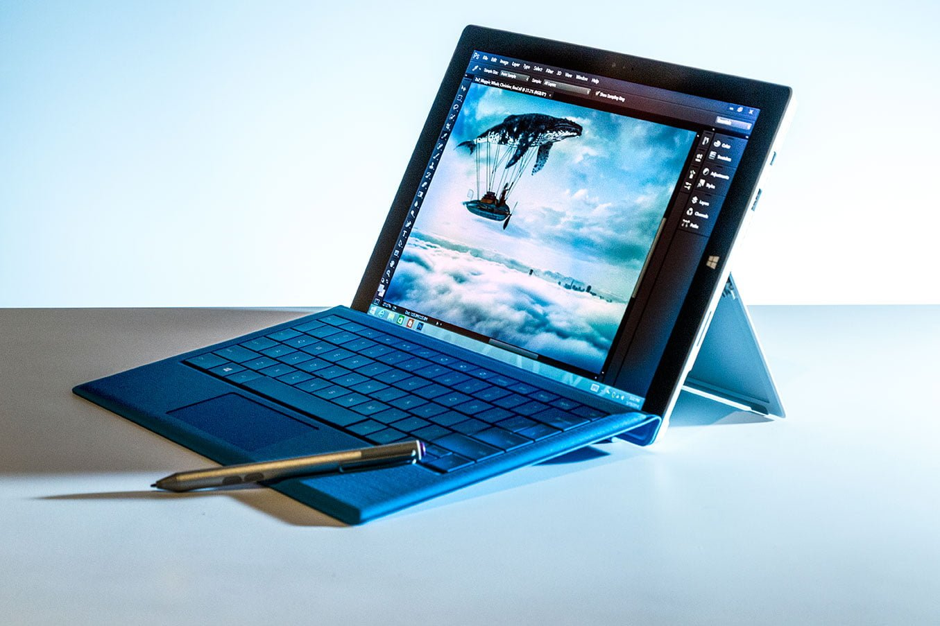First Surface Pro 3 Commercial Debuts