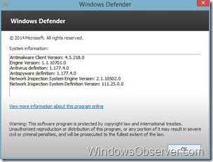 windowsdefendermalwareenginebuild