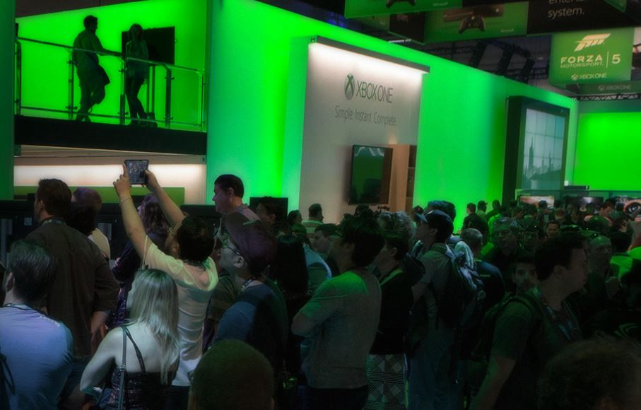 Microsoft goes all games at #XboxE3 Global Media Briefing