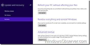 updateandrecoverywindows8