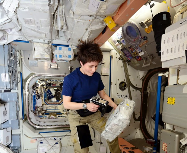 Experiencing life aboard ISS with Astronaut Samantha Cristoforetti