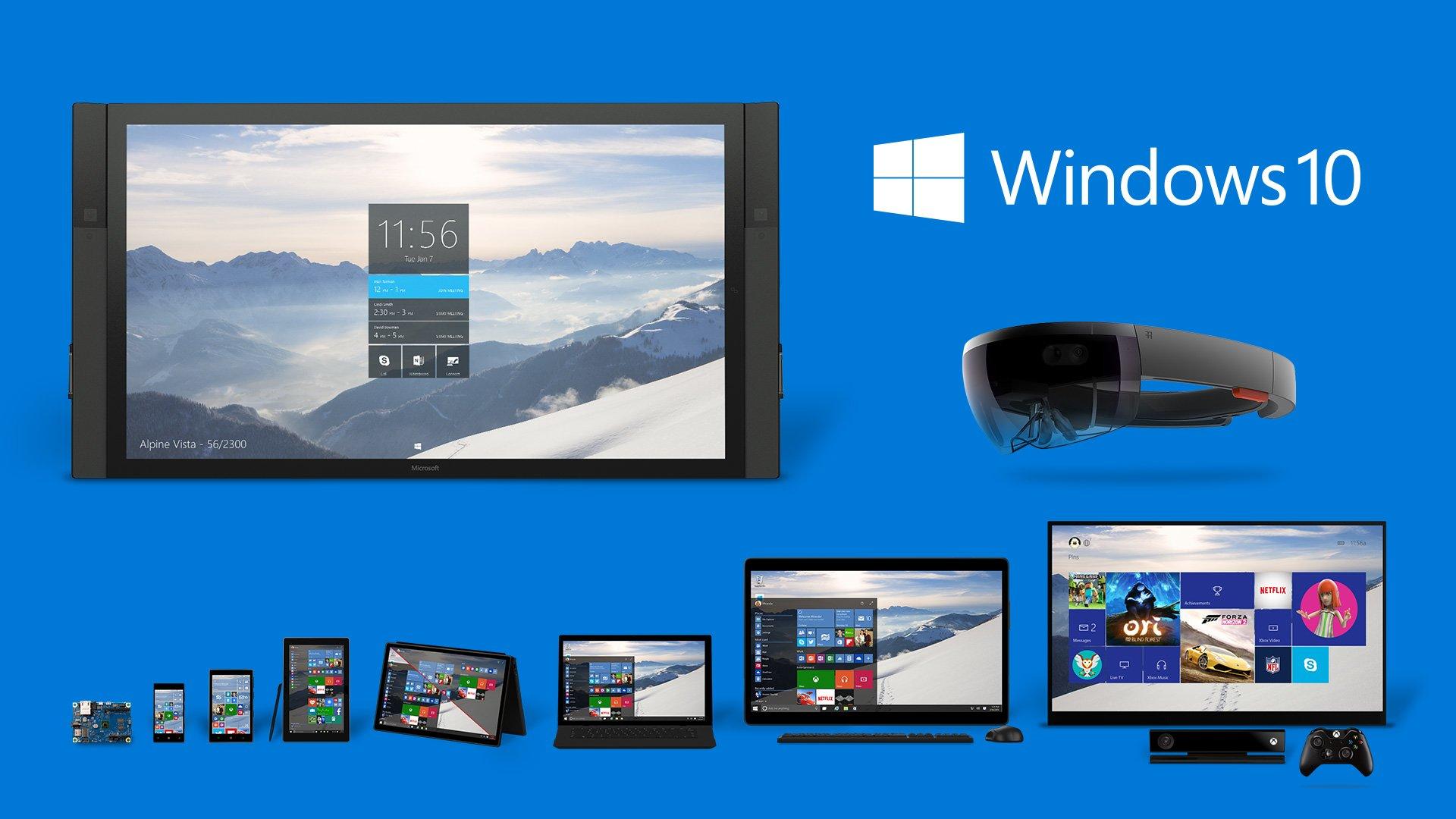 Windows 10 – The Consumer Update