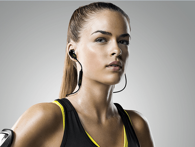 Jabra Headphones at Best Buy can help you get healthier