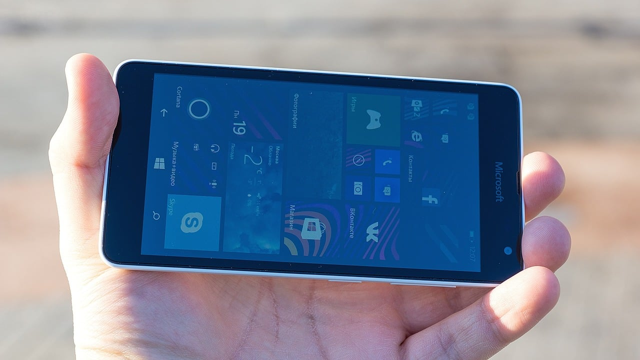 Guest Blog: Windows mobile – After 19 years of marriage, we have separated