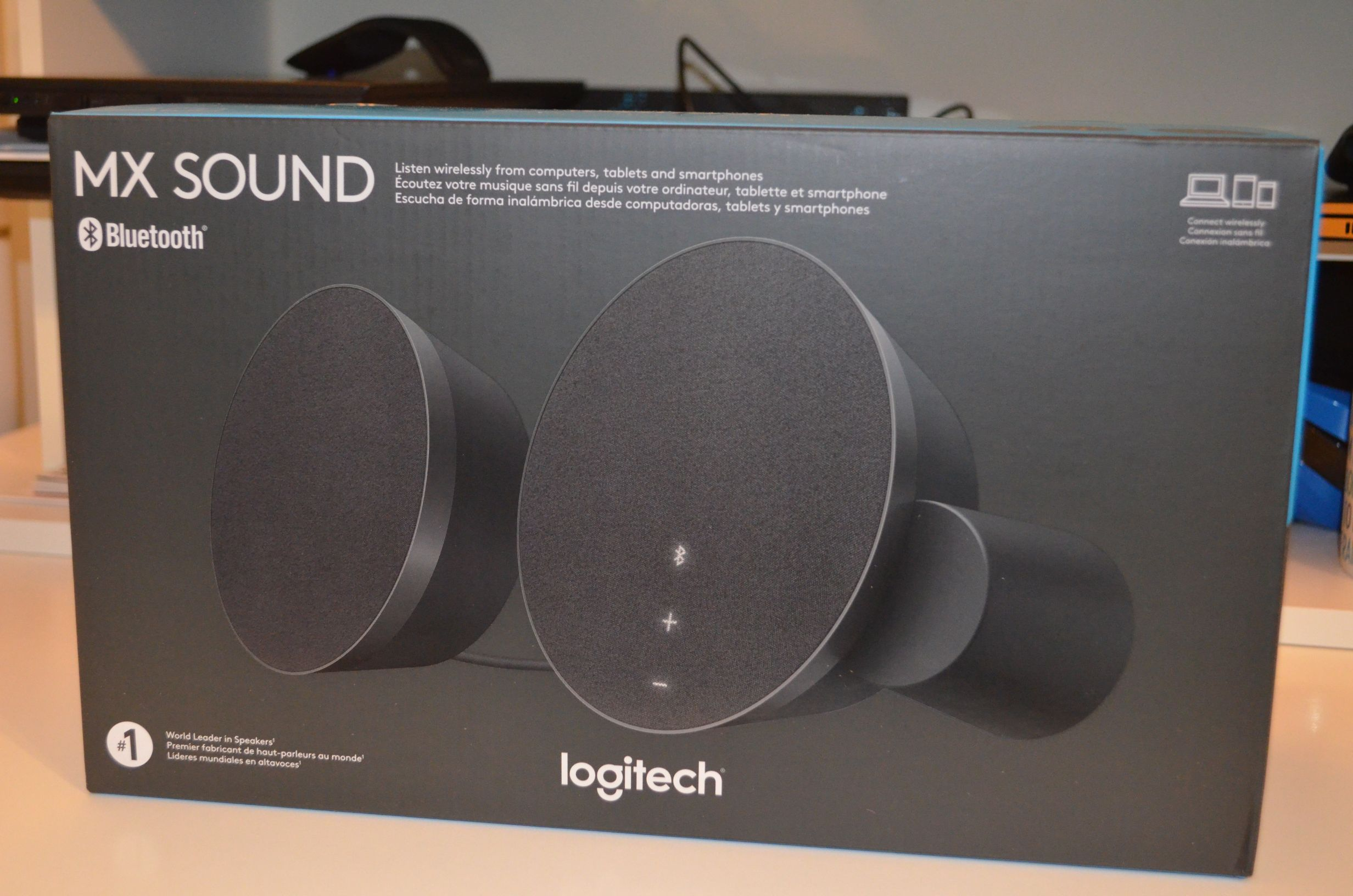 Hands On: Logitech MX Sound Universal Speakers