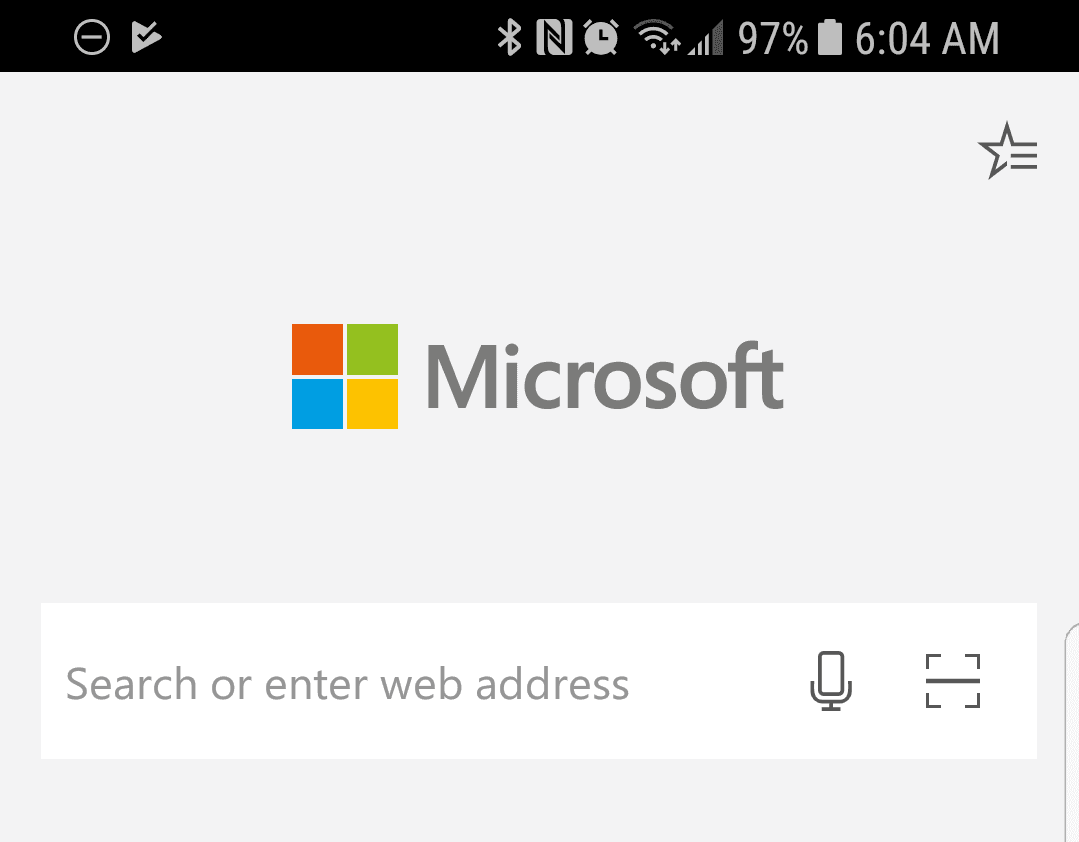 Microsoft Edge Mobile Preview Gets Password Sync and New Dark Theme